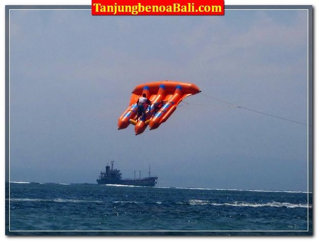 Flying Fish Tanjung Benoa Bali