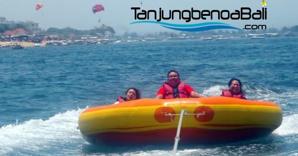 Donut Boat Bali