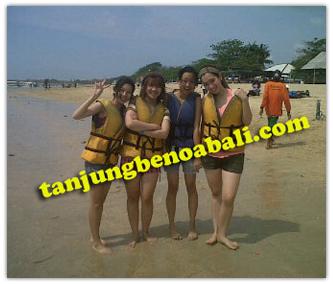 Watersport Tanjung Benoa bali